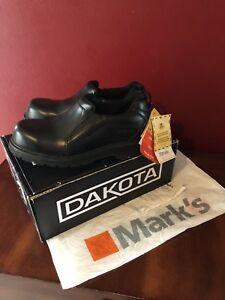 Dakota Steel Toe Non-Slip Safety Shoes