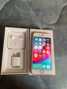 Iphone 7 rose gold 32gb amazing condition unlocked with box