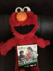 Love to Learn Elmo