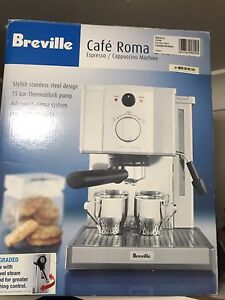 Opened brand new breville coffee machine Frenchs Forest Warringah Area Preview