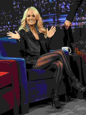 CARRIE UNDERWOOD 8X10 GLOSSY PHOTO PICTURE IMAGE #3