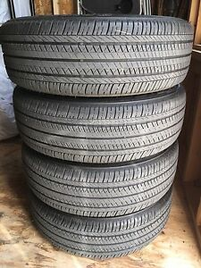 Summer tires with rims for sale