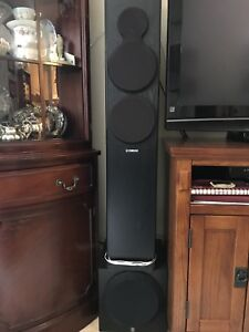 Speakers and sub whoofer 4 Years old