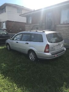 2005 Ford focus waggon