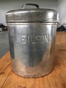 Neilson  Ice Cream Container