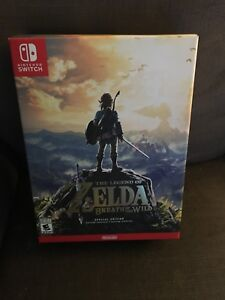 Legend of Zelda : Breath of The Wild Special Edition
