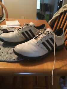 Adidas Golf Shoes (Size 9)