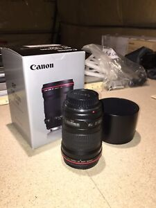Mint Condition Canon 135mm f2.0