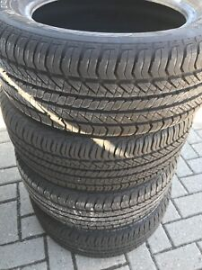 205/55/16 General RTX all season tires 98% tread left