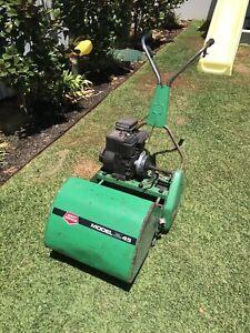 Scott Bonnar 45 reel lawn mower