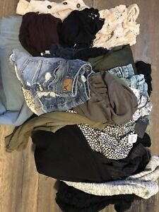 Women's XS clothing lot