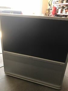 52 inch Samsung Rear projection Tv