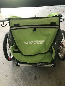 Croozer for 2 jogging stroller