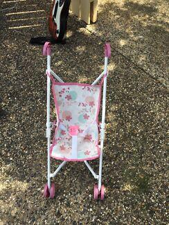 Doll's stroller