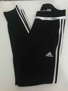 Adidas track pants, size S