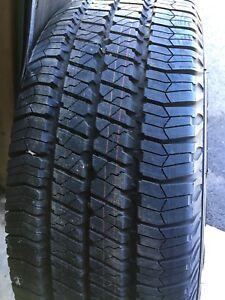 255 75 17 Goodyear SRA tire