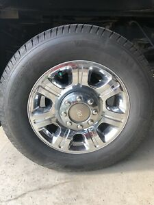 8 bolt ford rims and tires