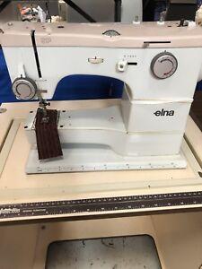 Elna SP Swiss sewing machine Malaga Swan Area Preview