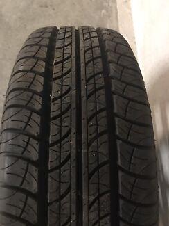 Cooper tyre and rim