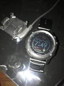 Garmin fenix 3HR gps watch