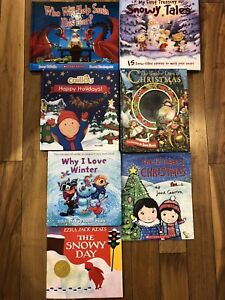 Christmas and Winter Story Books
