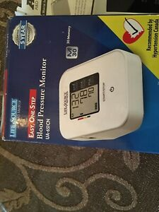Life Source Easy one-step Blood Pressure Monitor