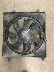 Hyundai Santa Fe Fan assembly
