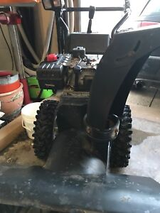 "Craftsman 28"" snowblower"