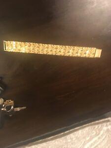 10k men's bracelet