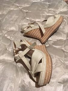 Size 7 spring wedges