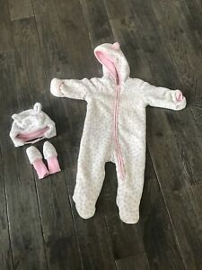 Children's Place 3-6 Month Fleece