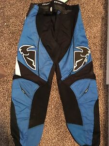 Size 32 and 34 motorcross pants