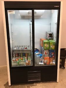 Commercial Fridge & Cold Drinks.