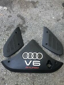 Audi B5 S4 Engine Covers