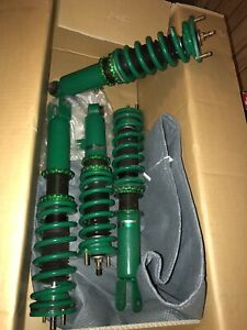 1990 Nissan 300zx tein coilovers