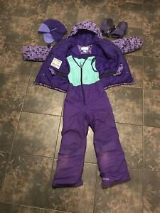 Columbia kids winter set