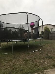 16 foot trampoline Caloundra Caloundra Area Preview