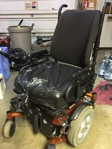 Electric Wheelchair and Walker and Manual Chair