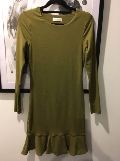 baba47bdaa Kookai khaki dress