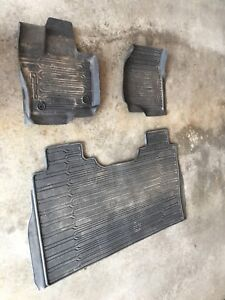 2015+ Ford F-150 Molded All Weather Mats