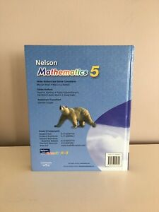 Nelson Mathematics 5 | Great Deals on Books, Used Textbooks