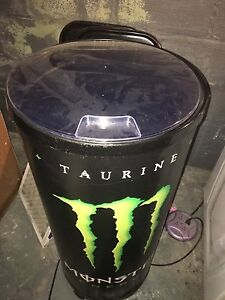 Monster round Ice cooler