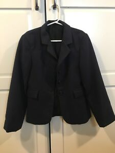Tuff Rider child youth show jacket- equestrian show jacket