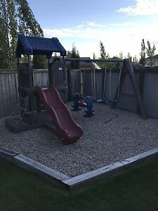 Swing set for sale