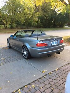 2004 BMW E46 M3 SMG  II - GREY METALLIC - Last price drop