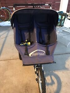 Two Seater Runners Stroller