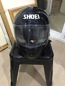 Black Shoei Helmut - Size Small Neutral Bay North Sydney Area Preview