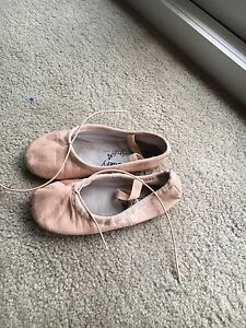 Ballet shoes size 12 Youngtown Launceston Area Preview