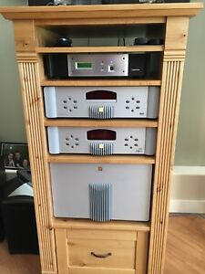 High end stereo