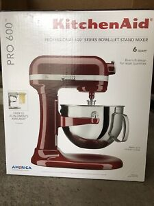 KitchenAid 600 Series Bowl-Lift Stand Mixer